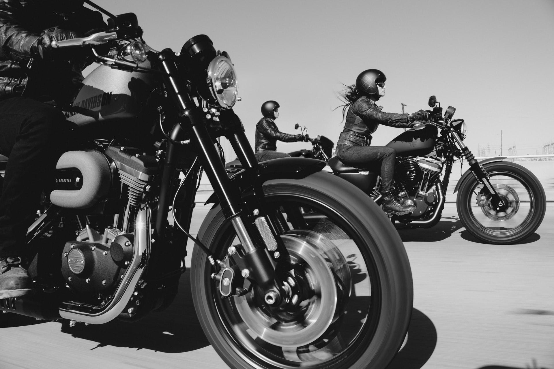 top case sur votre moto,